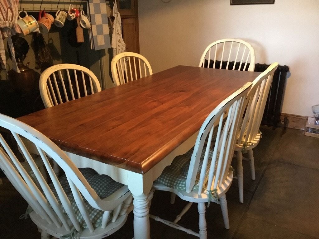 Image result for laura ashley bramley   Kitchen table, Rustic ...