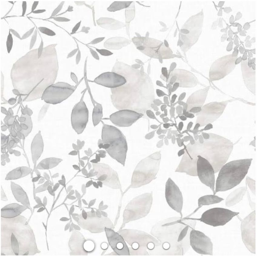 Pin By Alaina On 3324 Patterson Ave Botanical Wallpaper Peel And Stick Wallpaper Floral Wallpaper