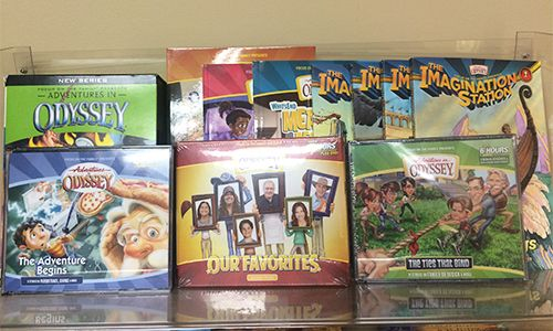 Enter to win the Introduction to Adventures in Odyssey Prize Pack! $166 value!