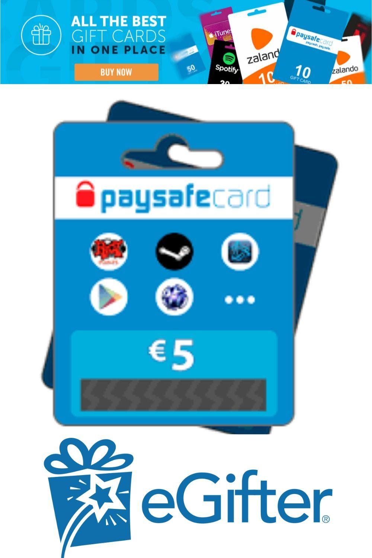 Paysafe Online Shop