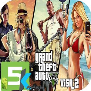 Gta 5 V1 08 Apk Obb Data Updated Offline Install Free For Android Grand Theft Auto Gta 5 Gta V Cheats