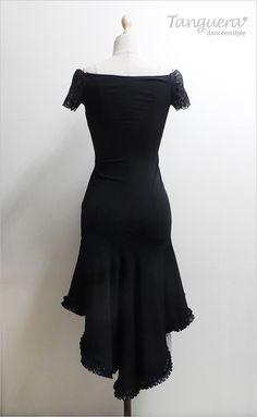 OP331 Argentine tango dress, tango skirt, tanguera dress, tanguera skirt, 땅고드레스, 땅고스커트, 탱고드레스 'Tanguera' tanguerastyle.com