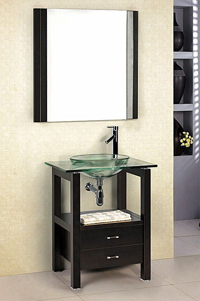 bathroom cabinets vessel sinks pinterdor Pinterest Bathroom - Vessel Sinks Bathroom