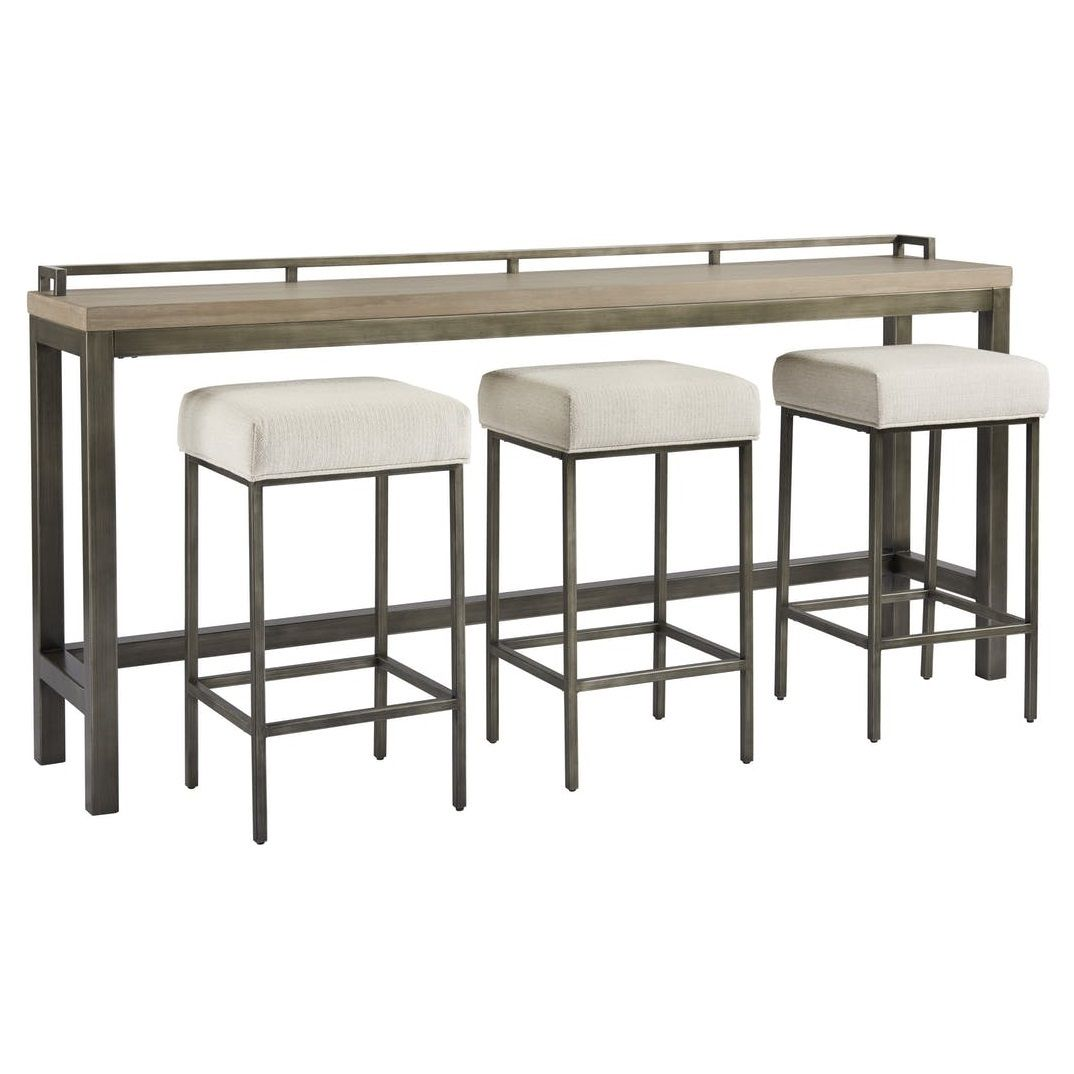 Mitchell 4 Pc Counter Height Table Set In 2020 Counter Height Table Sets Bar Table Behind Couch Counter Height Table