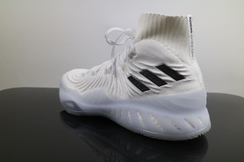 Adidas Crazy Explosive Boost 2017 Primeknit White BY4469 Basketball Men  Footwear for Sale2
