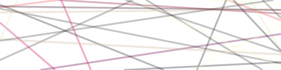 Colorful Lines Random Distribution Computational Generative Art background illustration