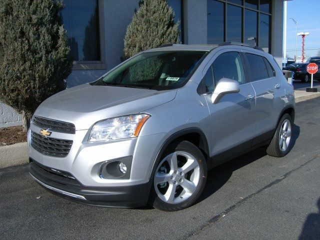 The Brand New 2015 Chevy Trax Chevrolet Trax Trax Chevrolet