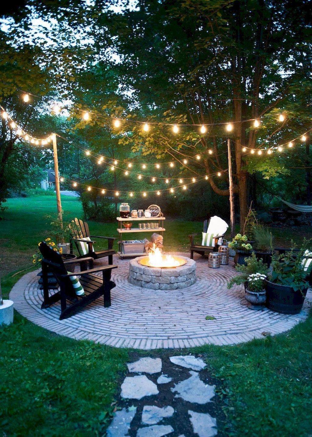 55 Easy And Creative Diy Outdoor Lighting Ideas Amenagement