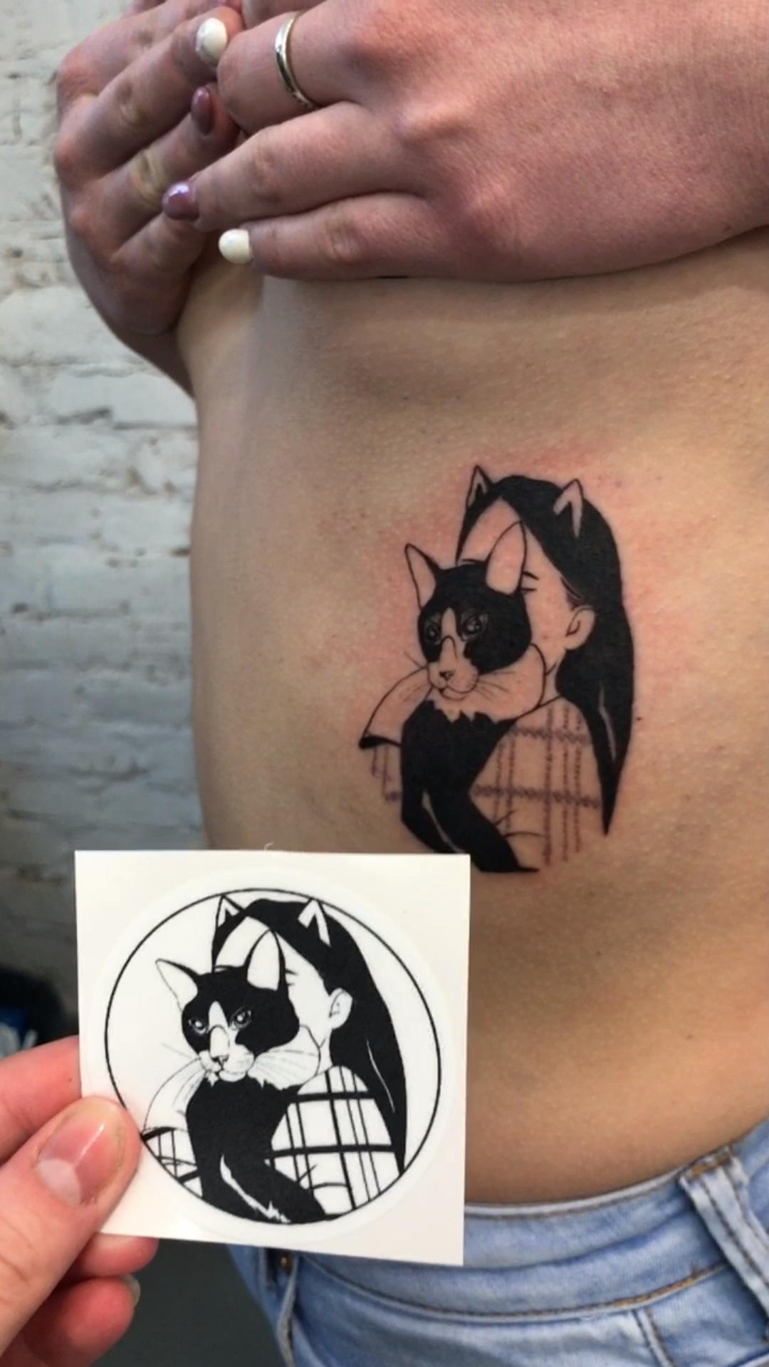 Тату на боку. Тату на боку для девушек. 100+ татуировок и эскизов на нашем сайте, заходи!
