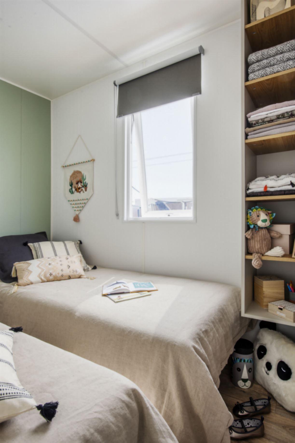 SAUVIGNON / Premium: Mobil-home, 17 chambres, 17 salles de bain