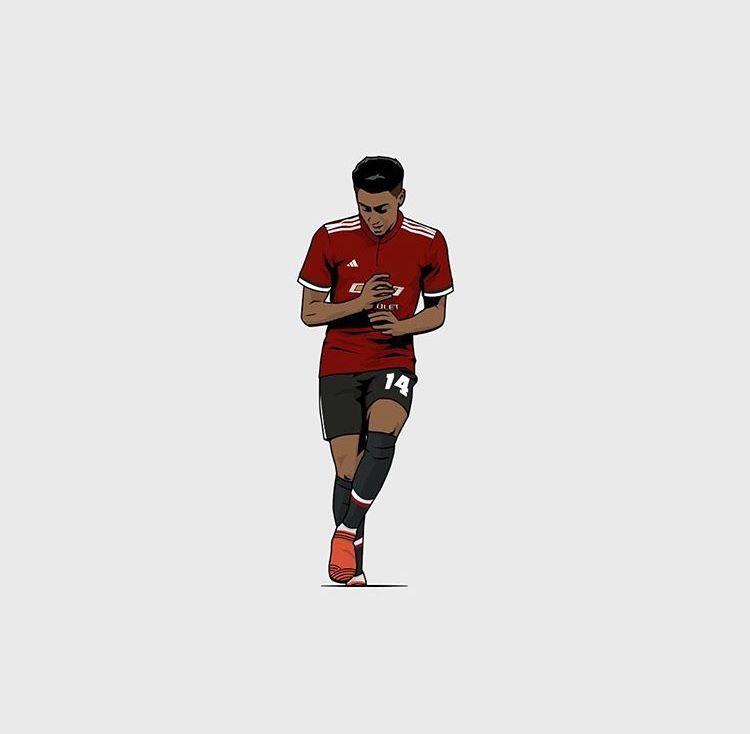 Get Good Looking Manchester United Wallpapers Rashford