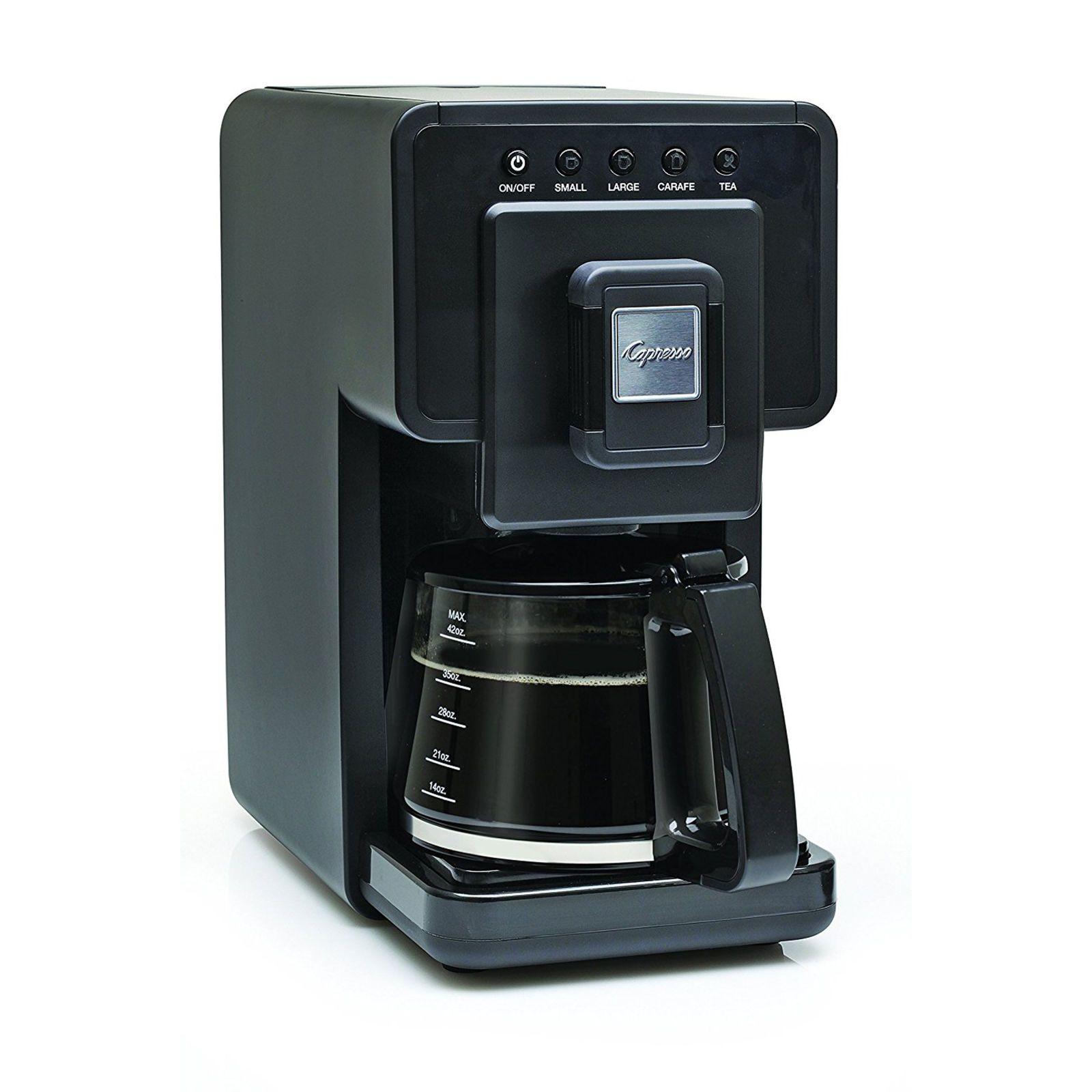 Capresso Triple Brew 352.01 Coffee Maker Best coffee