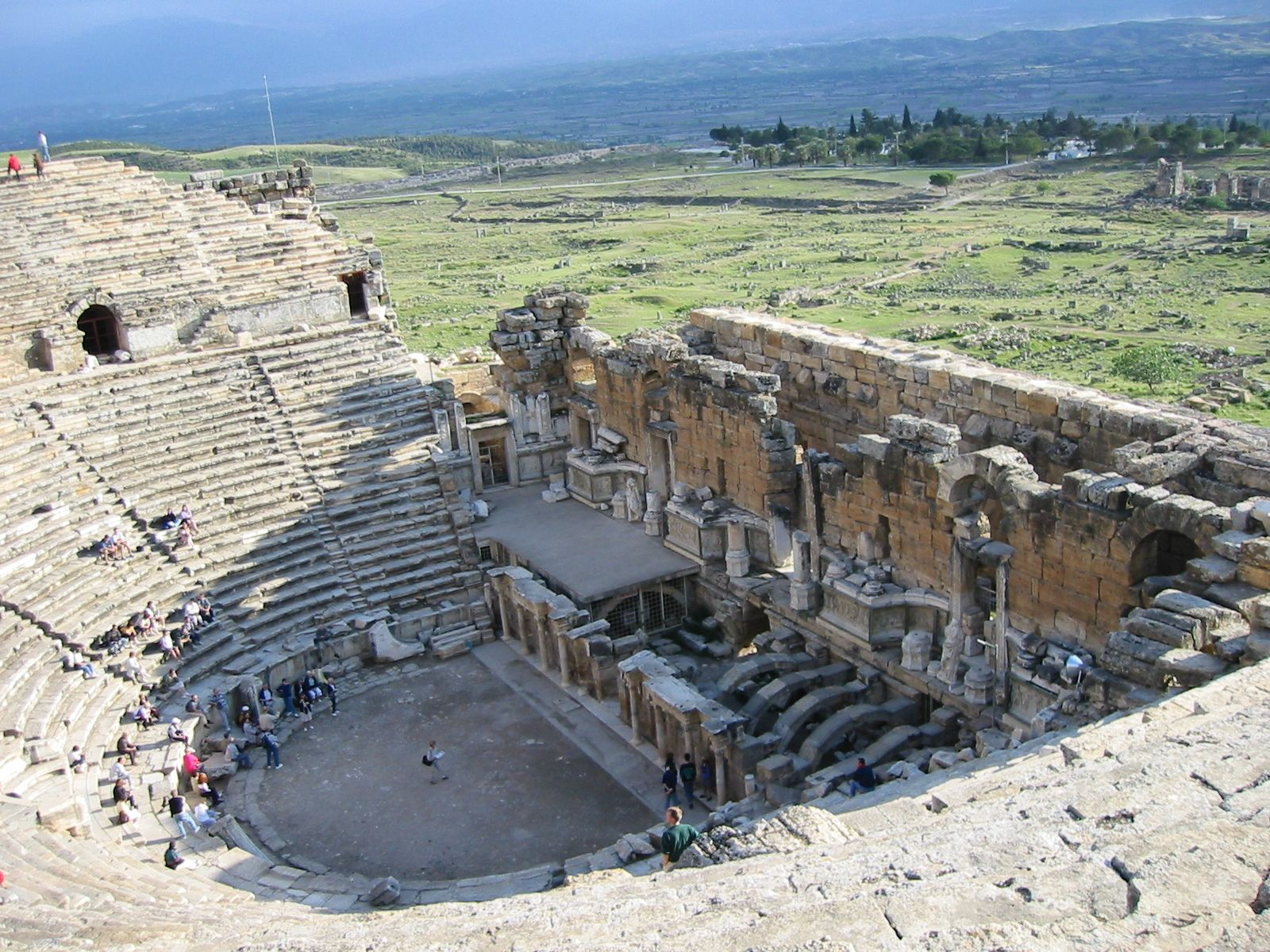 Hierapolis-Pamukkale  Places I Have Been  Pinterest