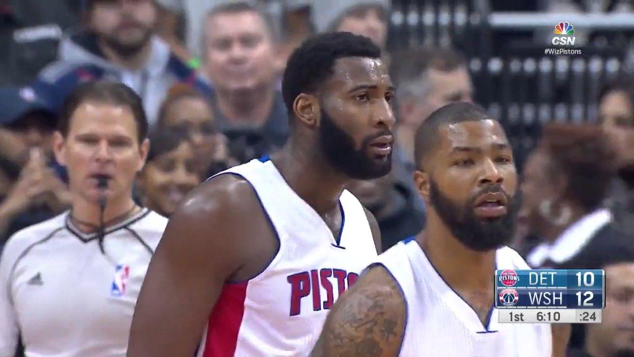 3e93e7040f4c Detroit Pistons vs Washington Wizards Full Game Highlights NBA Regular  Season 2016 17 16 Dec 2016