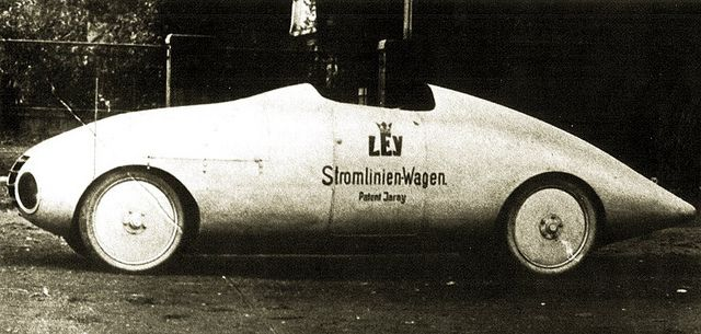 1923 Jaray-Ley Rennwagen by kitchener.lord, via Flickr