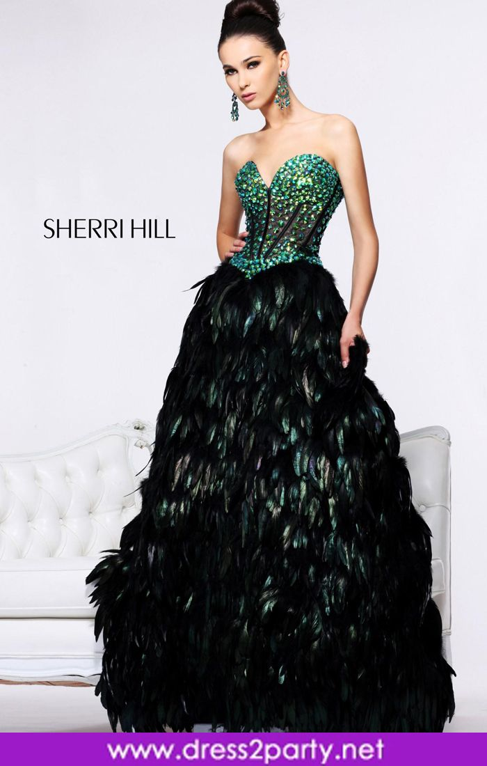 Sherri Hill 21099 | Sherri Hill Long Dresses | Dress 2 Party