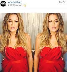 Image result for khloe kardashian hair waves