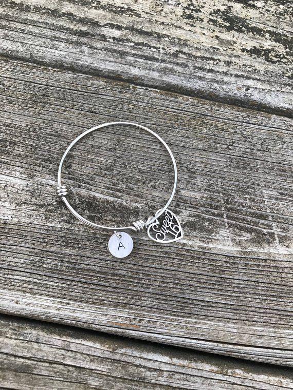 Sweet 16 Gift Bracelet Jewelry