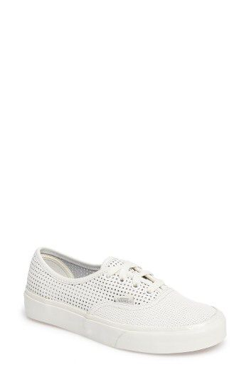 44e88403f8c9 Vans Vans Authentic DX Perforated Sneaker (Women) available at  Nordstrom