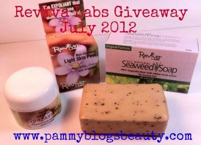 Skincare giveaway! Enter to win!!! www.pammyblogsbeauty.com
