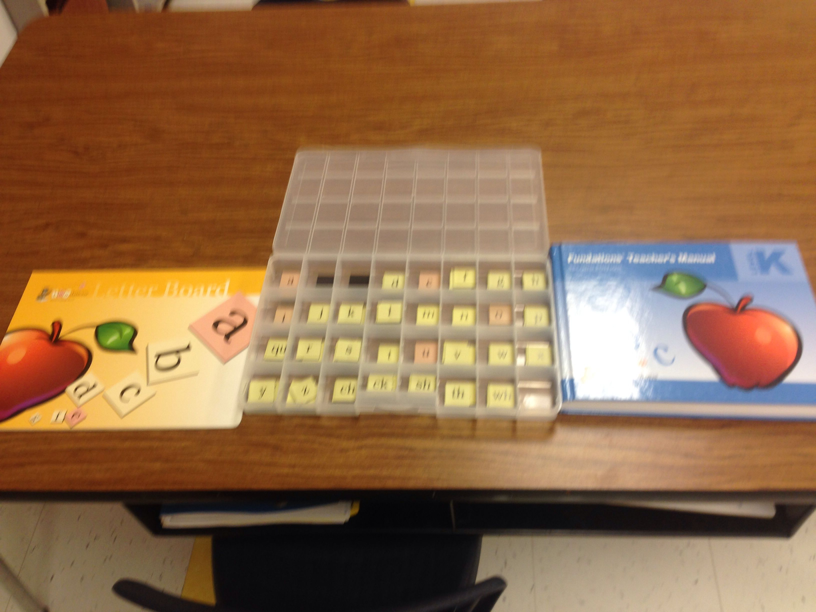Use Bead Holder For Fundations Magnets