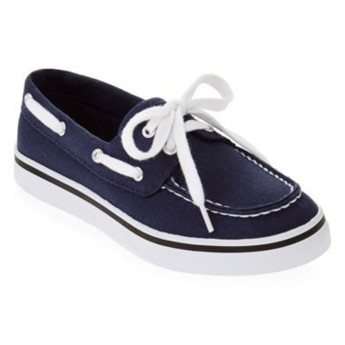 c207f73bc306 Arizona Beau Boys Boat Shoes - Little Kids Big Kids found at  JCPenney