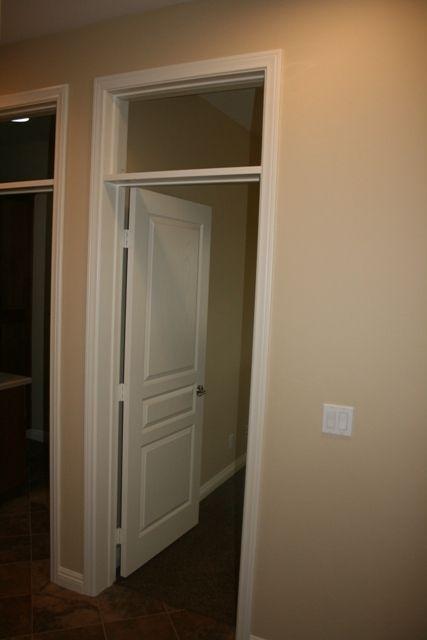 Interior Door With Transom Window Google Search Doors Interior House Paint Interior Interior Wood Shutters