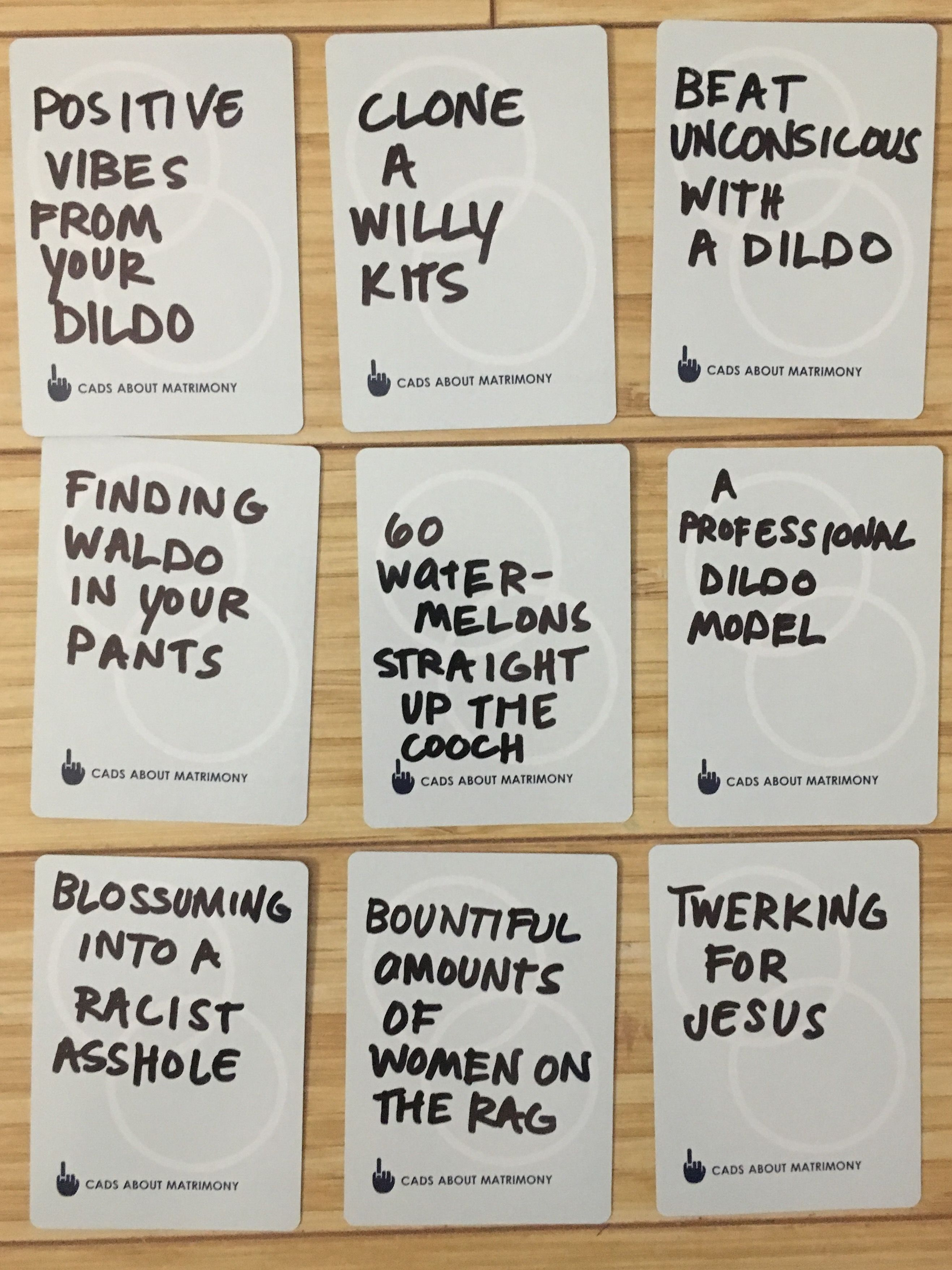 Hilarious Ideas For Blank Cards In Against Humanity