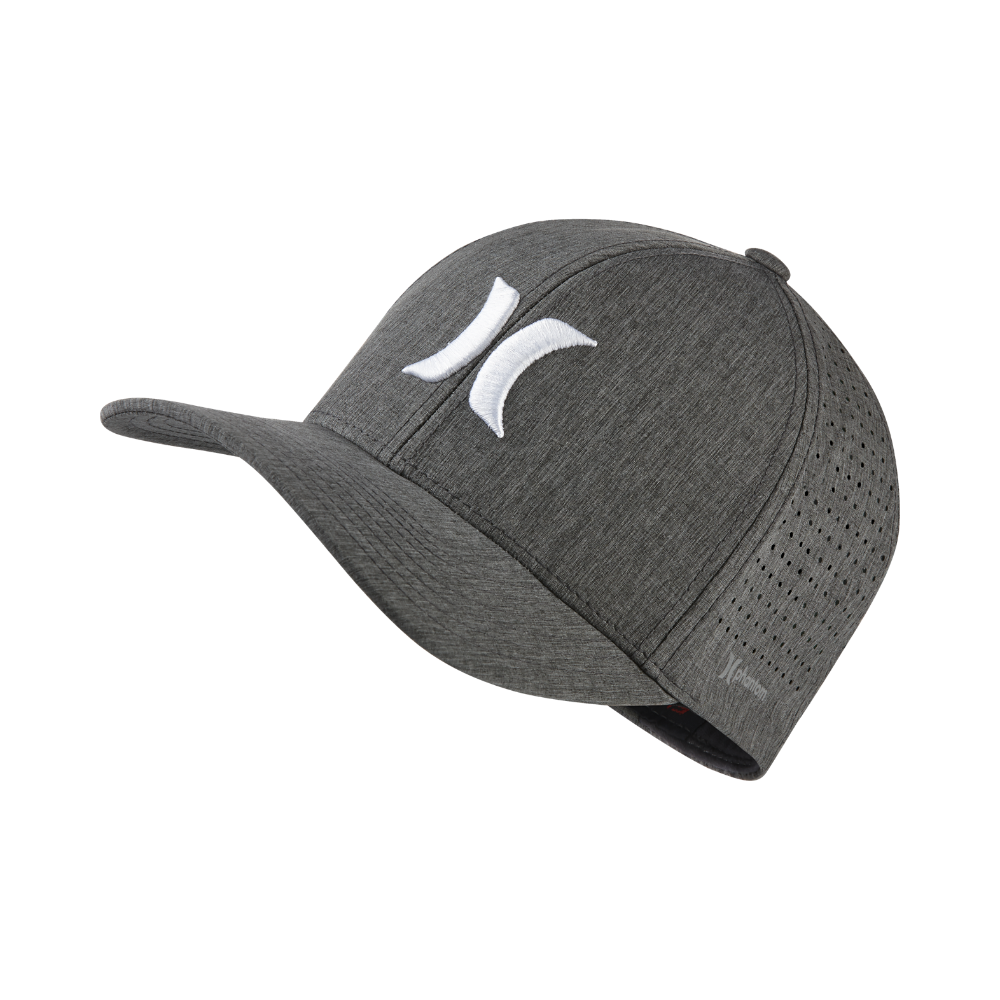 859900664 Hurley Phantom 4.0 Hat Size Large/XL (Grey) | Products | Hats ...