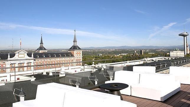 Diez Terrazas Para Disfrutar El Verano Desde Las Alturas En Madrid Terrazas Madrid Terrazas El Viajero El Pais