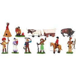 Western - Wild West Decorations, Set of 11