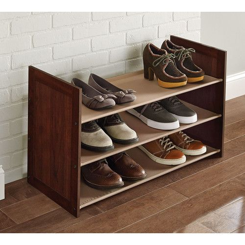 Found It At Joss U0026 Main   ClosetMaid Shoe Rack