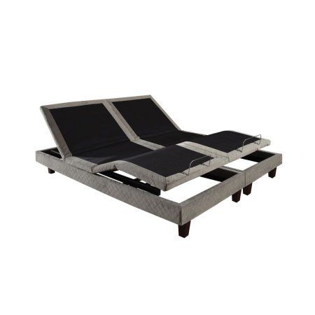 Sealy Reflexion 4 Adjustable Bed Base In Home White Glove