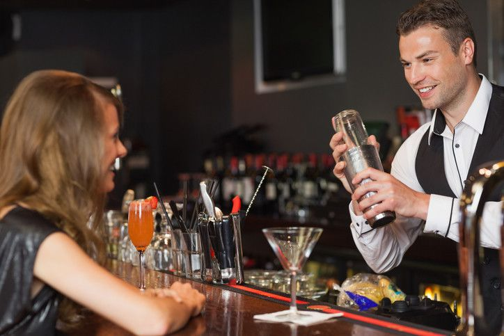Responsible alcohol service certification courses for alcohol sellers/servers for bartender license & food handling.