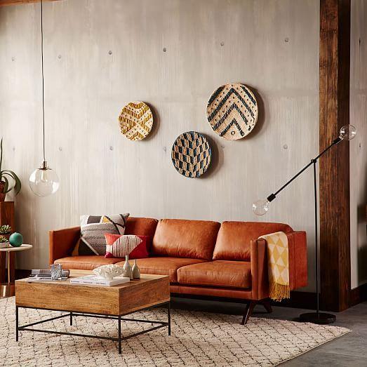 Brooklyn Leather Sofa | west elm