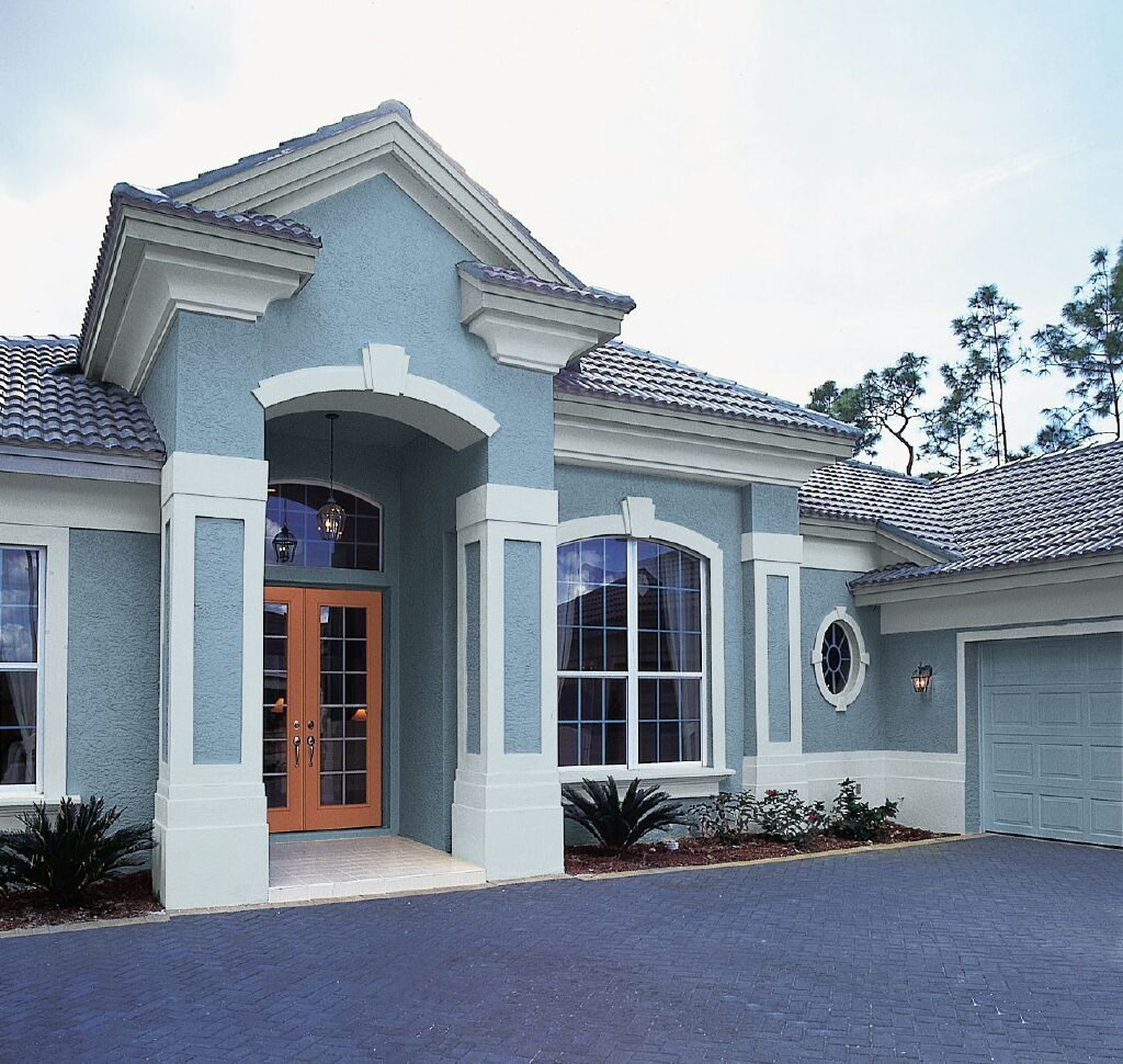 Exterior Home Painting Cost: Painting House Paint