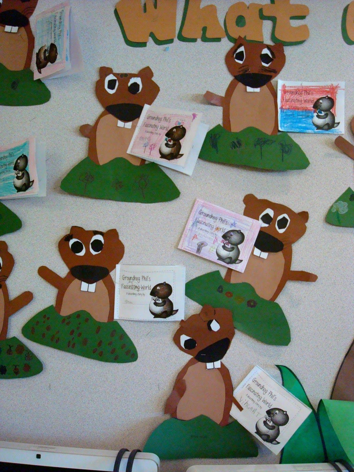 Groundhog Day Classroom Activities
