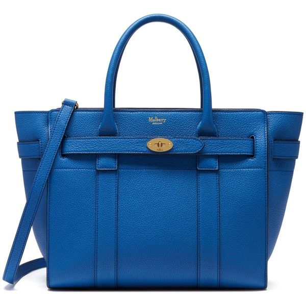 Mulberry Small Zipped Bayswater (1 595 AUD) ❤ liked on Polyvore ...