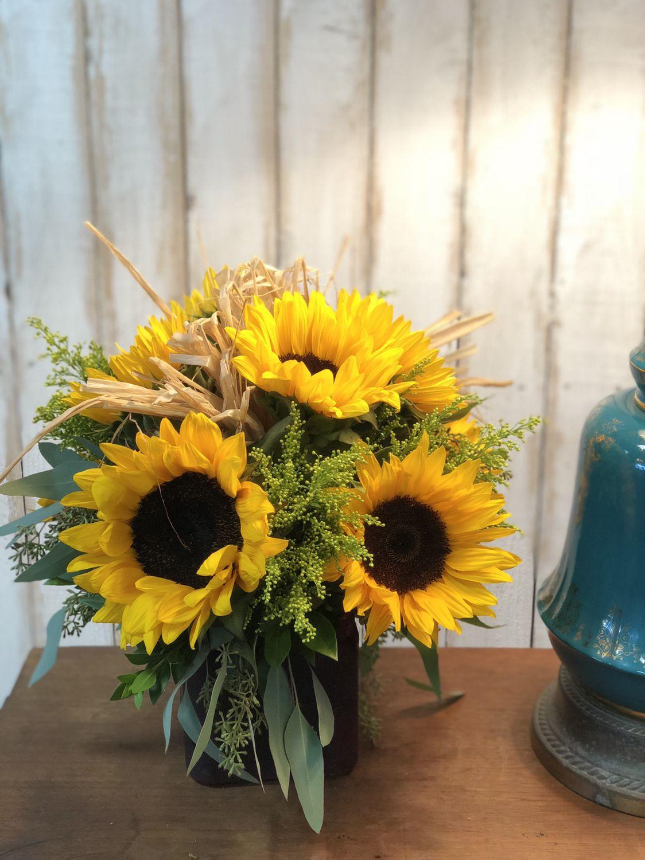 Pin by Tommy Austin Florist on sunflower wedding Austin