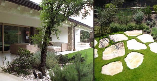 Pietre Da Giardino su Pinterest  Giardini Memorial, Passi Giapponesi Da Giar...