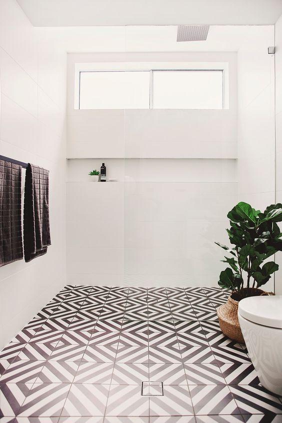 ... Einfache Und Kreative Bad Deko   30 Ideen Fürs Moderne Badezimmer   Moderne  Deko Badezimmer ...