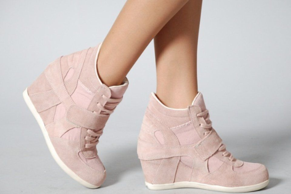 skechers hidden wedge chaussures