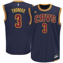 cheap for discount ef9d1 3e751 Isaiah Thomas Cleveland Cavaliers Fanatics Branded Fast ...