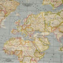 tecidos estampas com mapas - Pesquisa Google