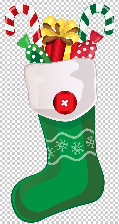 Christmas Stocking Png Art Christmas Candy Cane Candy Canes Christmas Christmas Clipart Christmas Stockings Christmas Images Christmas Art