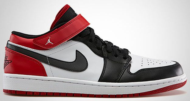 Air Jordan 1 Strap Low - May 2013 Releases