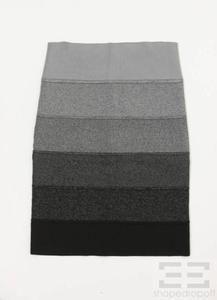 BCBG Max Azria Ombre Grey Bandage Skirt