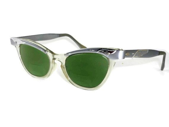 54ec44b4e5a2d8 1950s Cateye Glasses Frames or Sunglasses Frames Vintage   Wonderful ...