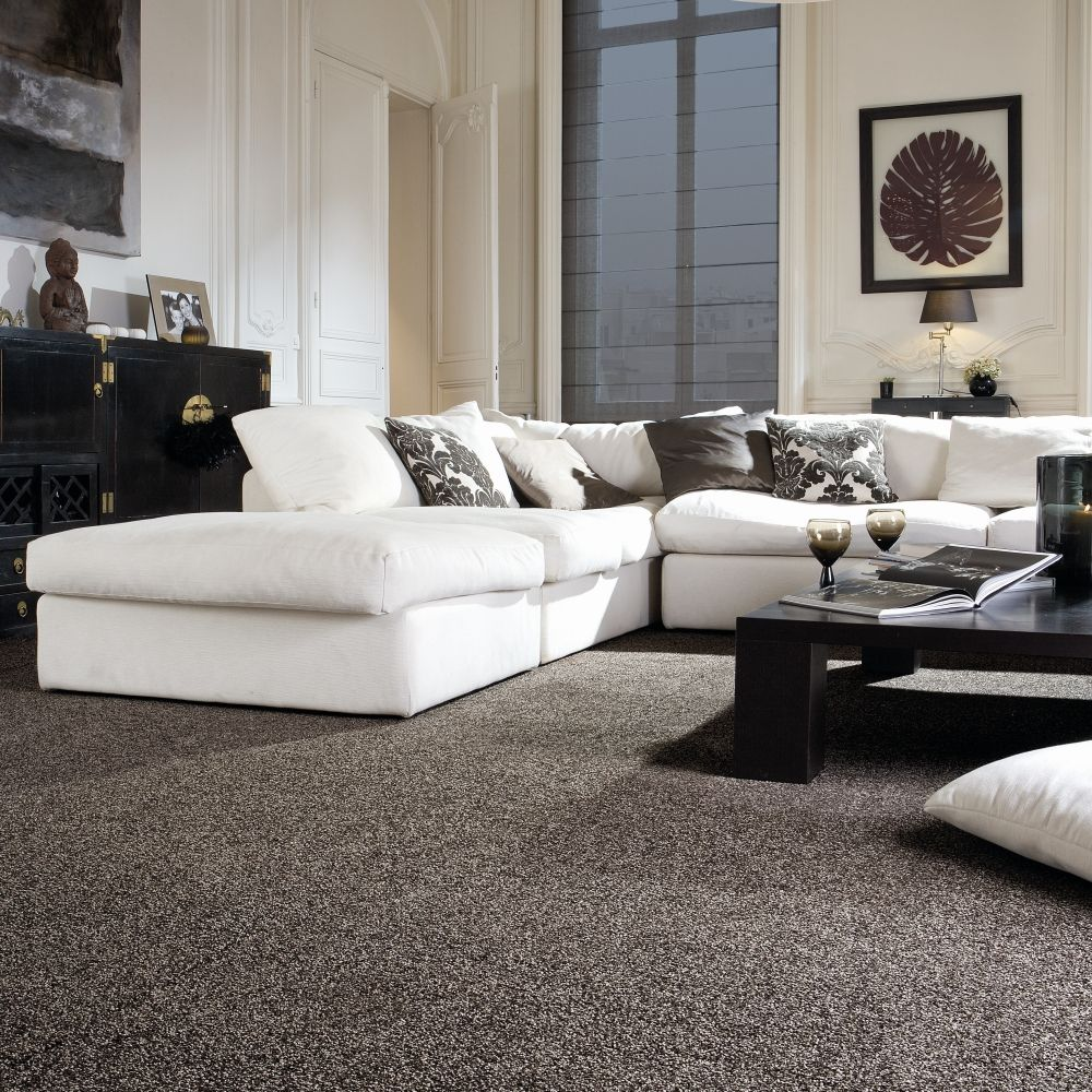 . Stylish and practical Twist carpet from Carpetright  lounge