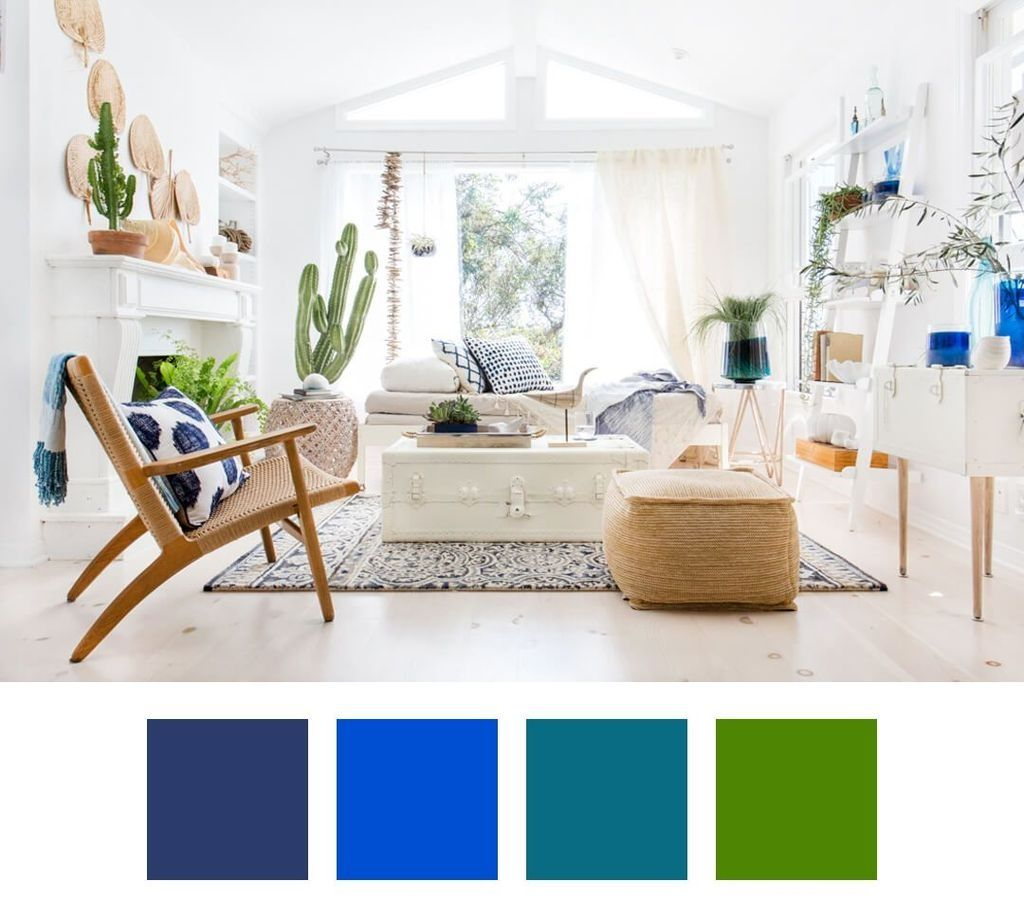 Nice 36 Inspired Spring Color Palettes Ideas For Your Living Room ...